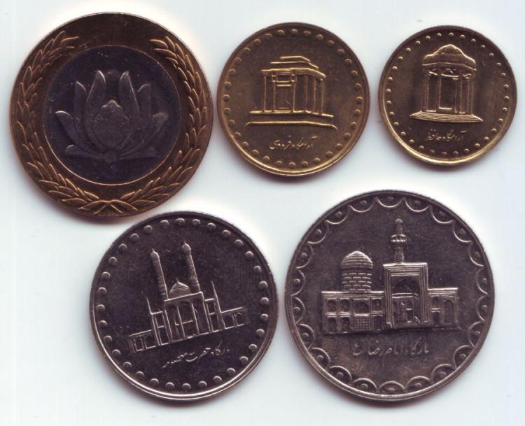 войска монеты ирана фото известными среди