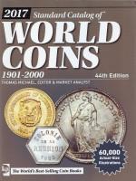 Каталог Краузе по всем монетам мира с 1901 по 2000 год (20 век). 44-е издание (2016 год).