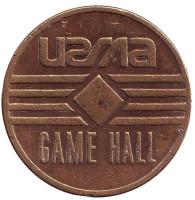 Игма. Game Hall. Игровой жетон.
