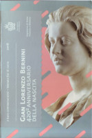 420 лет со дня рождения Джованни Лоренцо Бернини. Монета 2 евро. 2018 год, Сан-Марино.