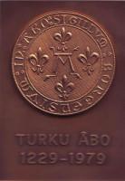 750 лет г. Турку. Памятная медаль, 1979 год, Финляндия.