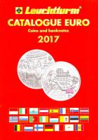 Каталог-справочник по евро. Leuchtturm (Германия), 2017 год.