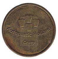 Automatic Holland. Croep. Жетон кофейного автомата. Нидерланды. (Диаметр 22 мм).