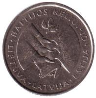 5 крон литва 1936 одна копейка 2001 года стоимость