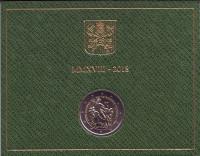 Европейский год культурного наследия. Монета 2 евро. 2018 год, Ватикан.