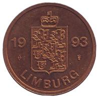 Лимбург. Жетон Нидерландского монетного двора. 1993 год.