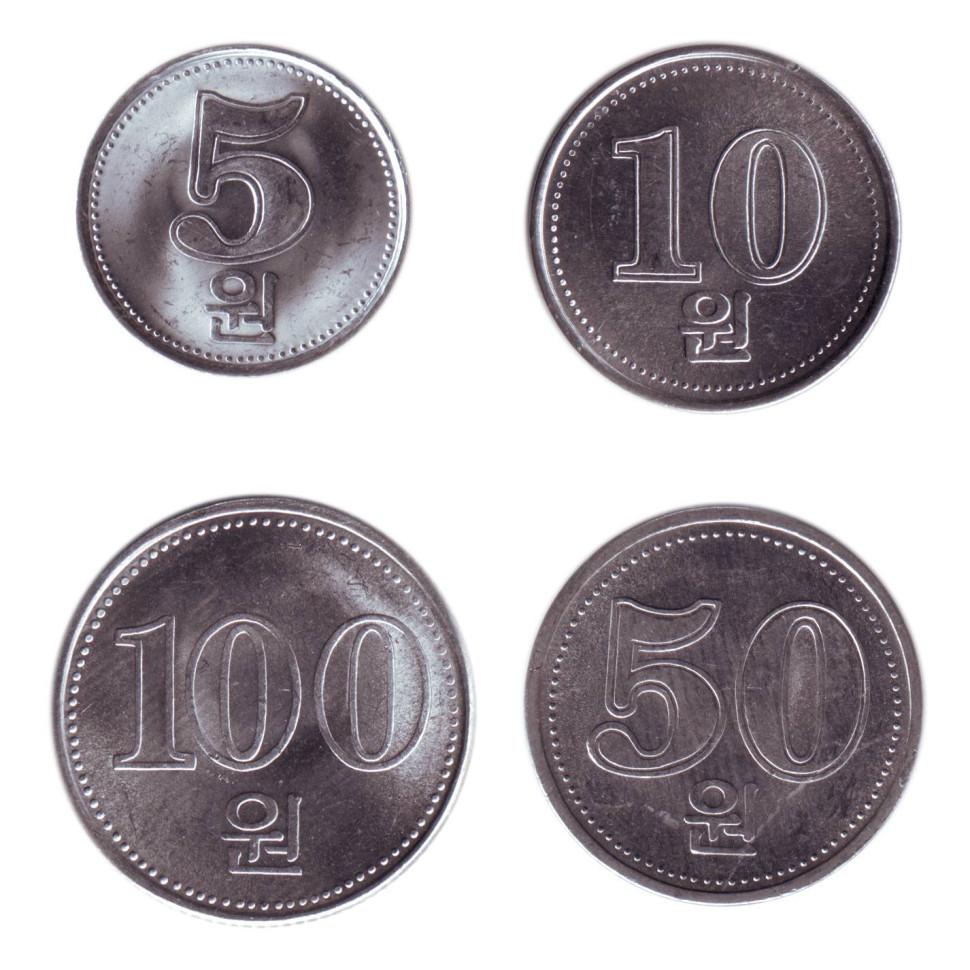 Купить монеты северной кореи 3 копейки 1930