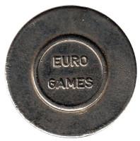 "Игровой жетон ""Euro Games. Mini Cars"""